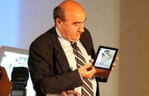 Presentación de la Acer Tablet