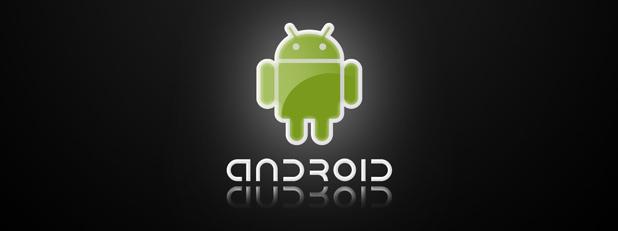 Android fondo pantalla negro