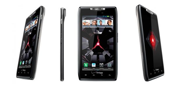 Especificaciones Motorola DROID RAZR
