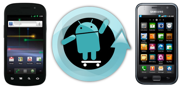 Rom Android 4 CyanogenMod