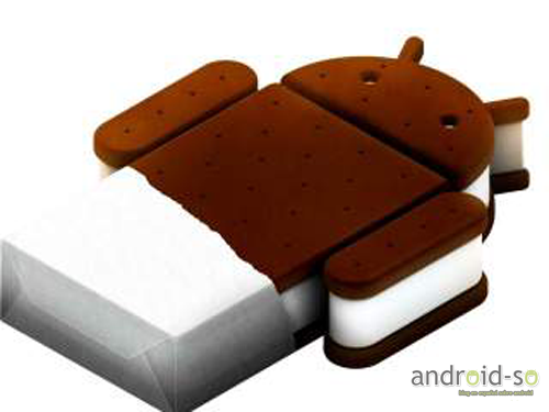 Android 4.0.3 Ice Cream Sandwich