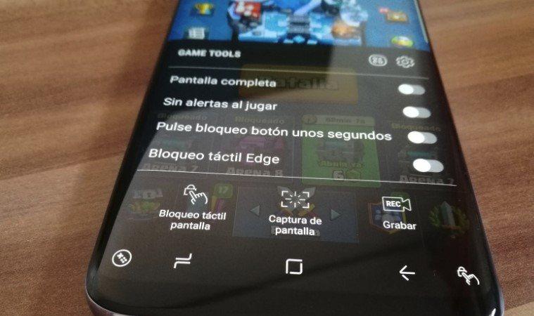 GRABAR PANTALLA EN SAMSUNG S9 PLUS